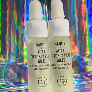 2x youth to the people Hydrate and Glow Oil 3.7mL